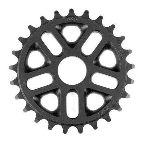 Звезда BMX BSD Superlite 3D 25t черный