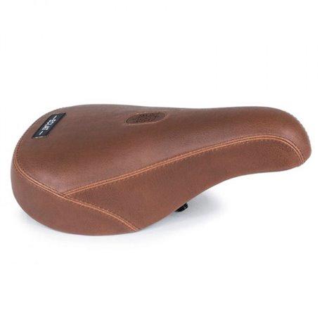 Седло BMX Eclat Oz FAT Pivotal коричневое