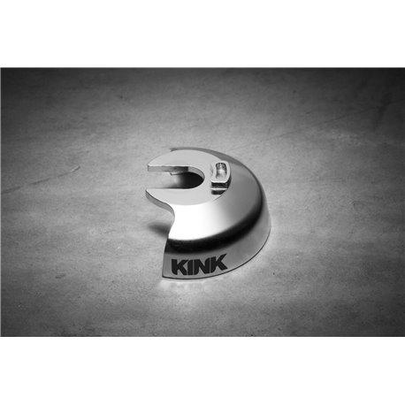 Kink Universal Driver Chrome Rear Hub Guard