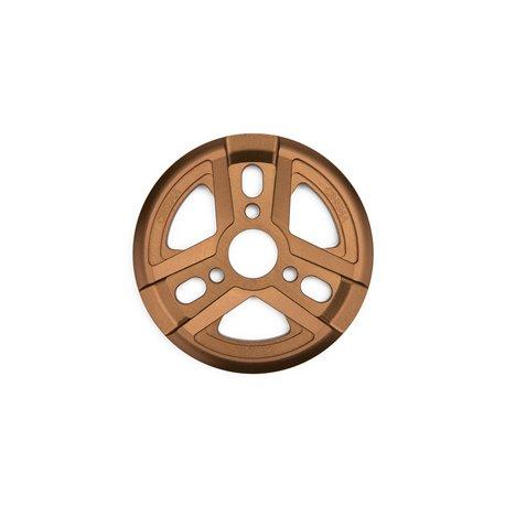 Звезда BMX Cinema Reel с защитой бронзовый 25T