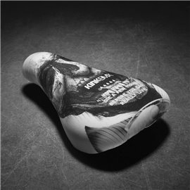 Спицы BMX Mission Stainless 194 мм without nipples черный