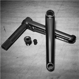 Cult Hawk V2 22mm 165mm black BMX Crank