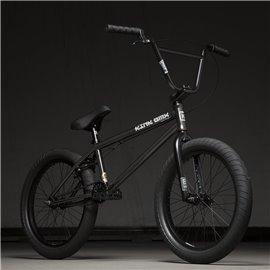 BSD Acid Flashback FAT Grey Pivotal BMX seat