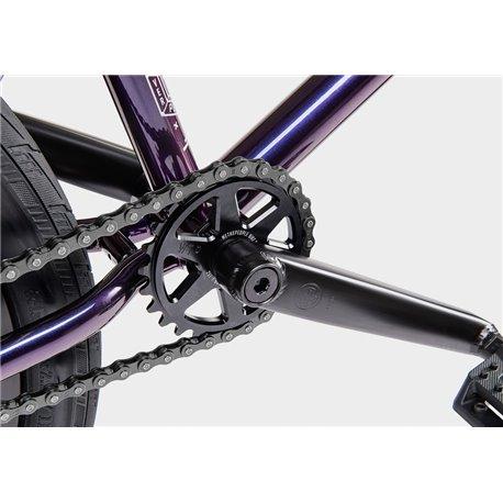Велосипед BMX Sunday Blueprint 20 Глянцевый черный 2019