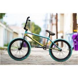 Рама BMX KINK Williams 20.75 черная