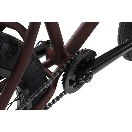 Велосипед BMX WeThePeople Reason 20.75 желтый 2019