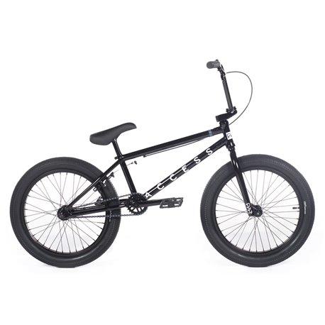 Велосипед BMX WeThePeople TRUST FC 20.75 черный 2019