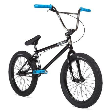 Велосипед BMX Radio DICE 20 матовый черный 2019