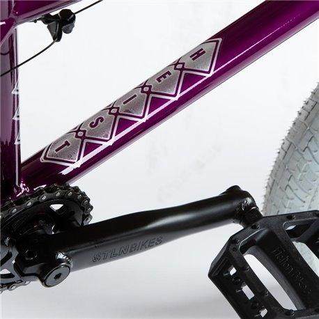 Велосипед BMX Radio EVOL 20.3 матовый черный 2019