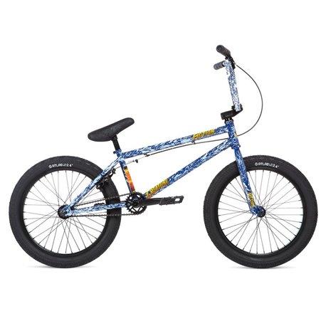 Велосипед BMX Radio EVOL 20.3 матовый металический красный 2019
