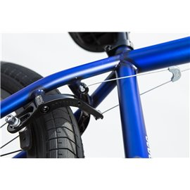 "Пега BMX Federal 4.5"" Plastic / Chromoly 14мм черная"