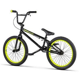 Велосипед BMX STOLEN CASINO XS 2020 19.25 черный с хром