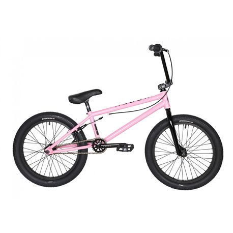 Велосипед BMX KENCH 2020 20.75 Hi-Ten розовый