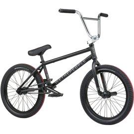 Велосипед BMX Wethepeople Trust 2021 21 черный матовый
