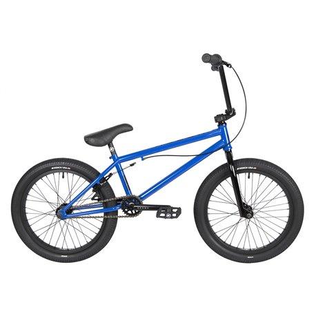 Велосипед BMX Kench Street Hi-ten 2021 20.5 синий