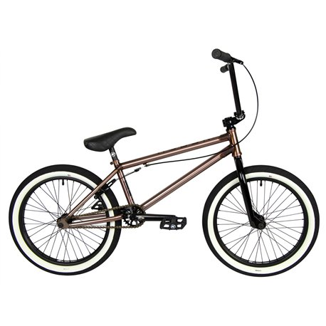 Велосипед BMX Kench Street PRO 2021 20.75 розовое золото