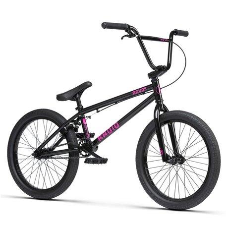 Велосипед BMX Radio REVO 2021 20 черный