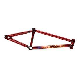 Велосипед BMX Radio Valac 2020 20.75 ментоловый с фиолетовый затухающий